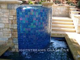lightstreams glass fountain tile various tile colors