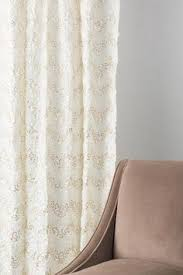 Brown And Ivory Curtains Curtain With Gold Confetti For The Home Pinterest Gold
