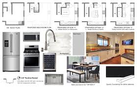 home design board before after interior designer kitchen decorilla