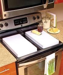 Extra Kitchen Counter Space by Gas Stove Burner Cover U2013 Lapostadelcangrejo Com