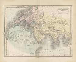 Europe And Asia Map by Maps From Dr Butler U0027s Atlas Of Ancient Geography Perry