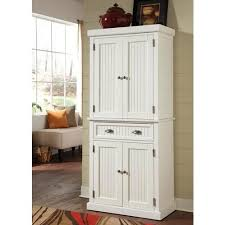 Solid Wood Kitchen Pantry Cabinet Kitchen Pantry Cabinets Freestanding Furniture Home Design Cabinet