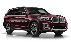 bmw x7 vs audi q7 this could be how the upcoming bmw x7 suv would look like what