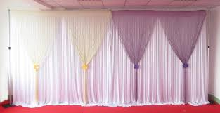 wedding backdrop used 2 8m high 6m wide tassel backdrop used for wedding party banquet