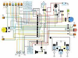honda cb500t wiring diagram motorcycle photo