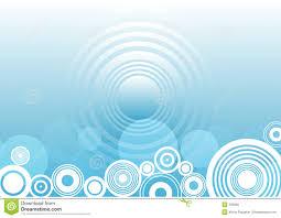 imagenes abstractas con circulos círculos abstractos ilustración del vector ilustración de drenaje