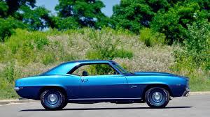 dusk blue camaro 1969 chevrolet camaro zl1 f107 kissimmee 2016