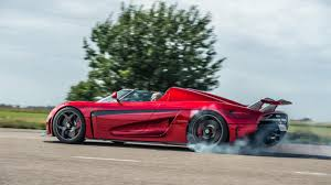 koenigsegg red world exclusive drive koenigsegg regera top gear
