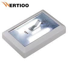 cob led wireless night light with switch magnetic mini cob led wireless l switch wall night lights battery