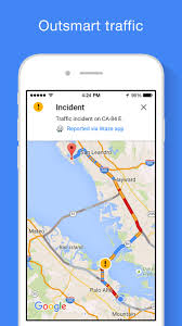 Google Maps Route by Google Maps App Now Offers Spoken Traffic Alerts For Congestion