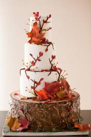 fall wedding cakes 15 fall wedding cakes ideas for fall wedding cake