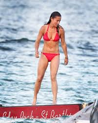 pippa middleton u0027s ridiculous body makes waves in st barts
