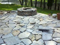 Backyard Flagstone Patio Ideas Patio Ideas Backyard Paver Patio Backyard Stone Patio Cost Our