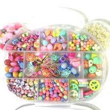 children s bead jewellery kit
