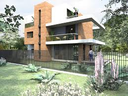 Modern Elevation Modern House Designs And House Plans Minimalistic House 3 Storey