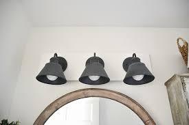 fabulous farmhouse vanity lights 25 best ideas about rustic