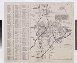 Ecu Campus Map Map Of City Of Greenville North Carolina
