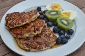 Blueberry Pancake Recipe Banana Blueberry Pancakes U2013 4 Sp For 3 My Bizzy Kitchen