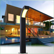 lighting 12 volt led outdoor post lights outdoor led post