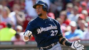 brewers to send four players to all star game mlb com