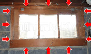 replacing leaky rotted basement windows u2013 part 1 of 3