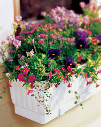 Porch Rail Flower Boxes by Self Watering Planters Containers Hgtv