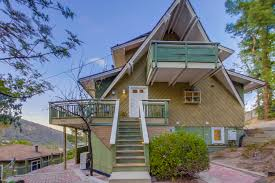 Homes With Detached Guest House For Sale by Swingin U0027 70s A Frame In Topanga Canyon Asking 1 6m Curbed La