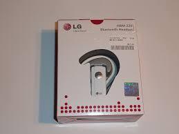 bluetooth headset lg hbm 220 im test lg blog