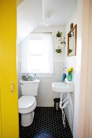 Tiny Bathroom Sinks by Abm Studio The Tiny Bathroom Complete U2013 A Beautiful Mess