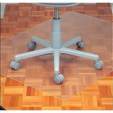 tapis de sol transparent pour bureau tapis de protection tapis de sol chez manutan