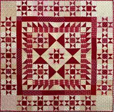 The Bonnie Blue Flag Red Crinoline Quilts Bonnie Blue 1800s Reproduction Quilts