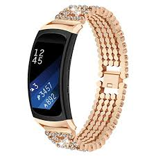 bracelet strap watches images Samsung watch band accessories crystal rhinestone jpg