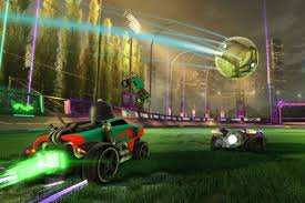 rocket league is the first game to support cross network play