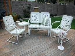 Outdoor Furniture Toronto by Patio Vintage Patio Furniture Toronto Vintage Homecrest Patio