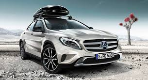 mercedes c class roof bars mercedes releases genuine accessories for the gla