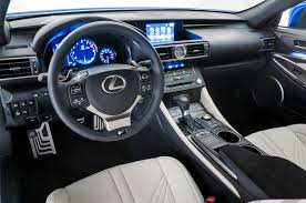 lexus f sport v8 2015 lexus rc f interior seats 814 cars performance reviews