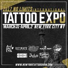 2017 united ink no limits international tattoo expo at resorts