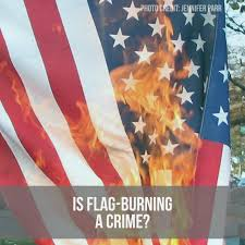 Flag Desecration Law Texas Criminal Defense Lawyer Answers Is Flag Burning A Crime