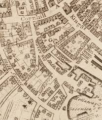 Boston Map 1770 by Another Pair Not Fellows