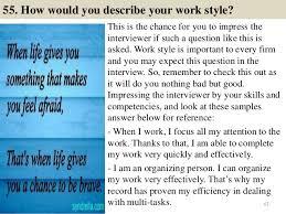 92 waiter interview questions and answers