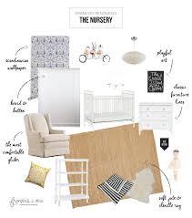 francois renovates nursery concept board francois et moi