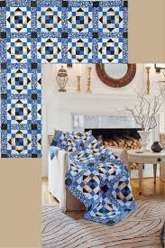 Combination Of Blue by 75 Best Fat Quarter Friendly Quilts Images On Pinterest Quilting
