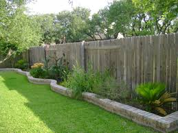 Patio Fence Ideas by Pvblik Com Wood Decor Patio