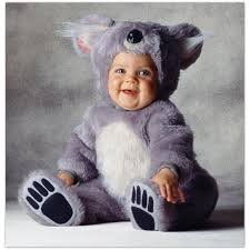 Toddler Bear Halloween Costume Love Chubby Babies Dressed