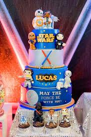 wars cake ideas kara s party ideas lucas wars birthday party kara s party ideas