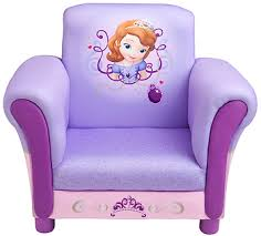 disney junior sofia upholstered chair toys