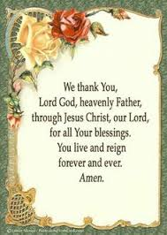 thank you lord for your goodness for your mercy and grace https