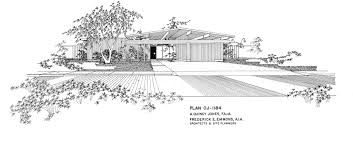 Eichler Floor Plan Geek Out Time Our Floorplan Dear House I Love You