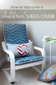 how to slipcover a chair how to slipcover a childs ikea poang chair from just the bee s