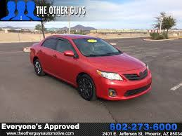 toyota credit bank sold 2013 toyota corolla l in phoenix